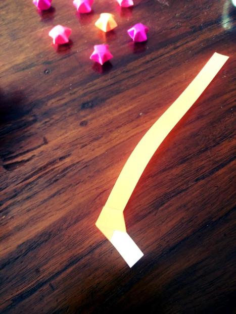 photos origami étoiles blog 2