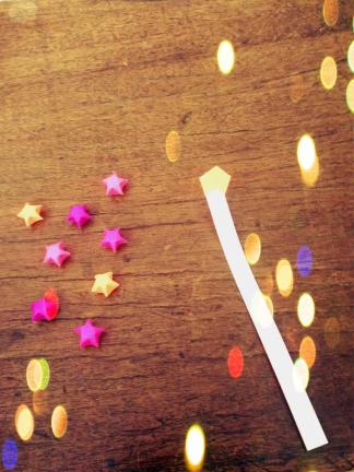 photos origami étoiles blog 4