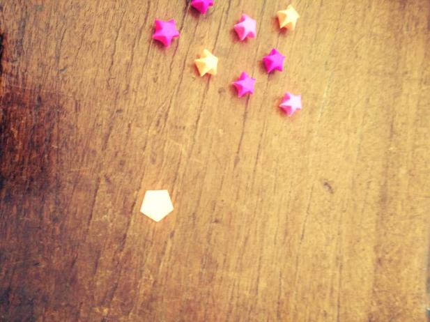 photos origami étoiles blog 6